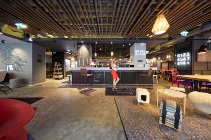 Moxy Hotel - proiect Bose in Romania  București All Audio - Bose in Romania