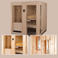Sauna traditionala model Evolve