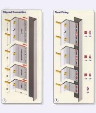 Sistem de fixare din aluminiu pentru placaje uscate exterioare - EUROFOX MacFOX