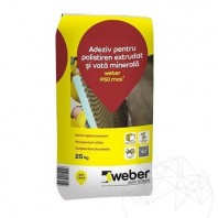 Adeziv flexibil pentru sisteme de izolatie termica-Weber P50 Weber Saint Gobain Romania  APN-22