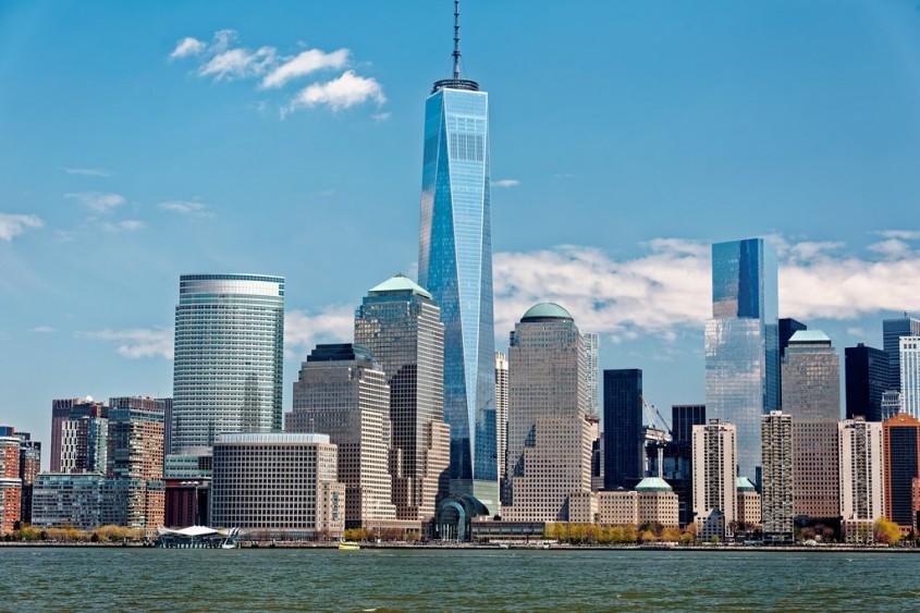 One World Trade Center, New York City, 2014