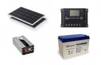 Sistem fotovoltaic Poweracu Off-Grid 0.2kw