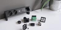 Module custom pentru conexiunile video, audio și de retea