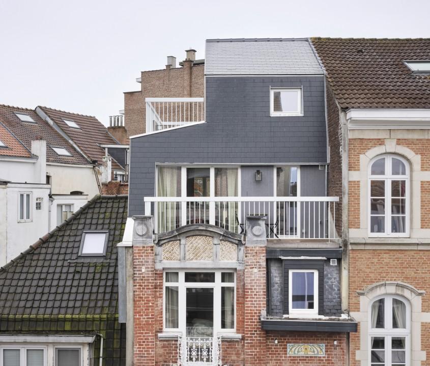 Extensia casei Carmelites / Notan Office / Belgia