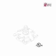 Conector paralel VFC® pentru cabluri paratrasnet si impamantare