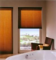 Jaluzele plisate - Solutie de umbrire pentru un design interior elegant