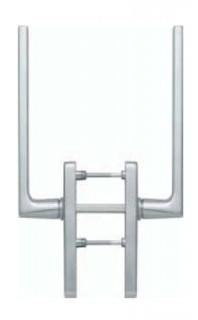 Manere pentru usa glisanta cu ridicare din alama Dallas HS-M0643