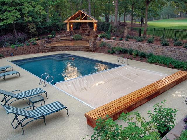 Pregătirea piscinei pentru sezonul rece