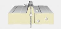Panouri termoizolante  ISOAC5 LEAD