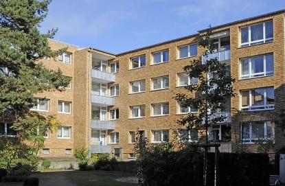 Termoizolatia unui bloc de locuinte cu caramida aparenta furnizata de GEPLAST  Hamburg GEPLAST