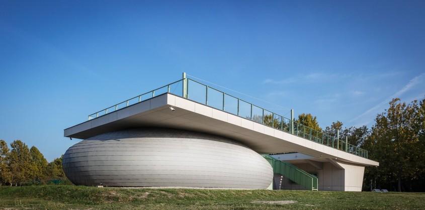 Centrul comunitar The Zam! / Studio A4 / Hungary