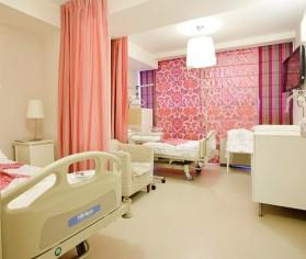 Izolare fonica si rezistenta la umiditate pentru Maternitatea Regina Maria, Bucuresti