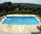 Executie piscina publica la Hotelul Egreta