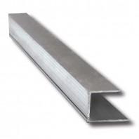 "Profil ""U"" din aluminiu"