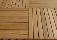 Dale de exterior din lemn de Bangkirai - Welde