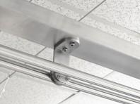 Sisteme pentru usi glisante din sticla SADEV DECOR