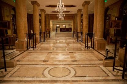 Interior - Hotel Athénée Palace Hilton  Bucuresti BROWNSTONE