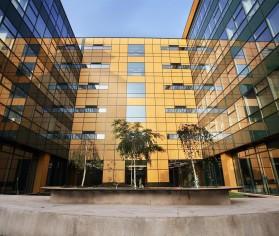 Prelucrare sticla complex de birouri S Park