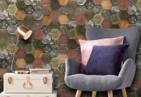 Panouri decorative din materiale eco-reciclate - ©PLADEC ECO Recycled