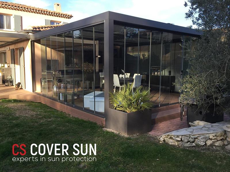 Pereti Si Rulouri Din Sticla Pentru Inchidere Terasa Llaza De La Cover Sun