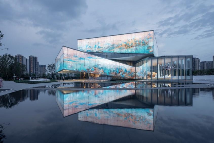 Centrul de expozitii al Centrului International Shimao Shenzhen-Hong Kong - Shuishi