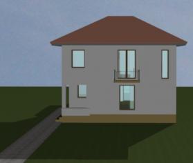 Extindere, consolidare, etajare si recompartimentare locuinta existenta