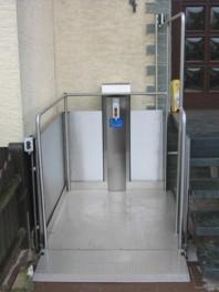 Lift cu platforma Hiro 440