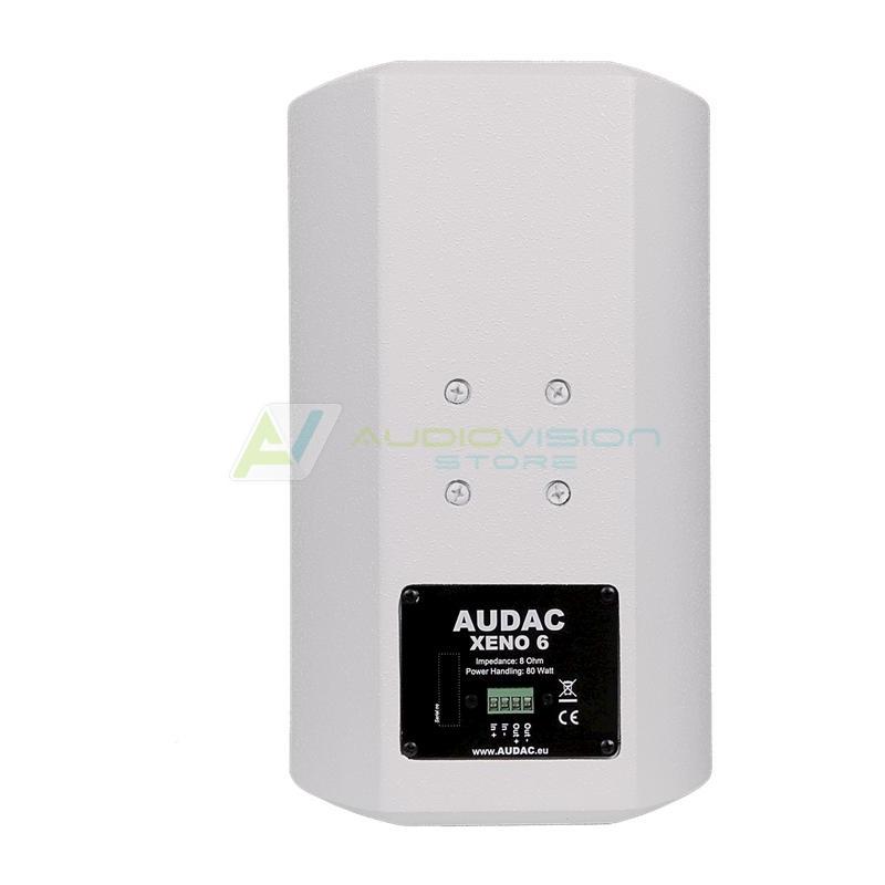 Boxe audio full range Audac XENO6/W