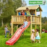 Modul pentru locuri de joaca - JUNGLE GYM PLAYHOUSE XL PLATFORM