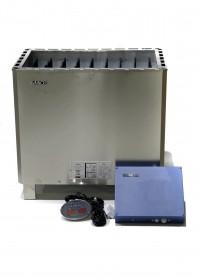 Incalzitoare inox pentru saune publice - Waincris Lampo PRO
