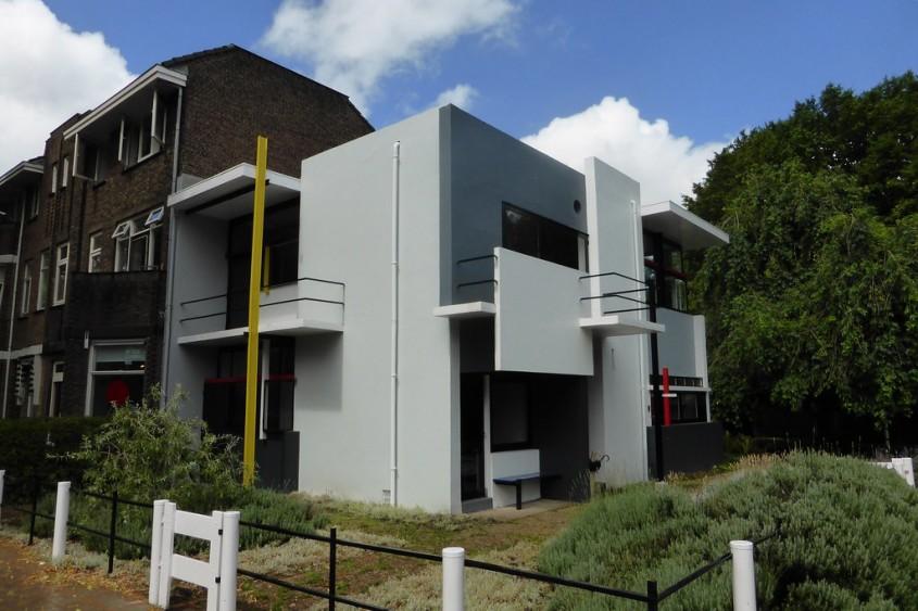 Casa Rietveld Schröder din Utrecht, Gerrit Rietveld