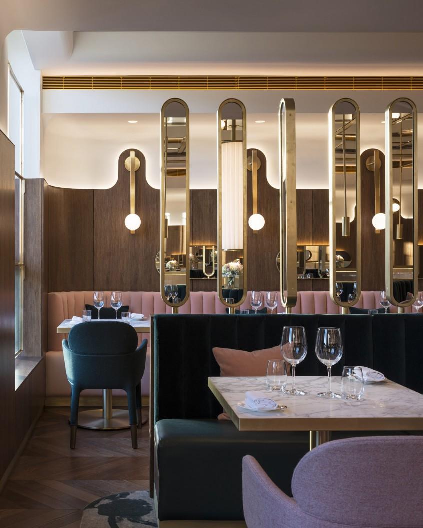 Iluminatul în restaurant, bar sau cafenea. Reguli și recomandări