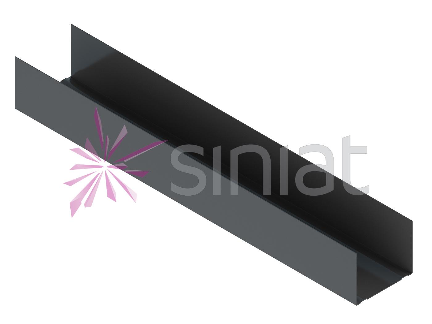 Profil NIDA Metal UW50 ZN 275 (rezistent la umezeala)