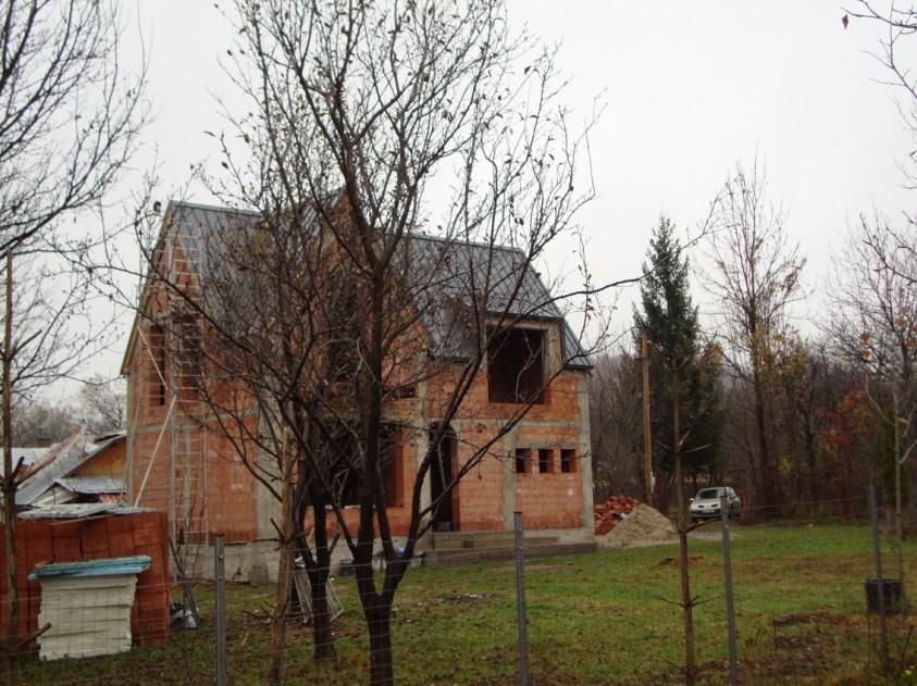 Casa de vacanta P+M - Nistoresti - Breaza - In executie 68