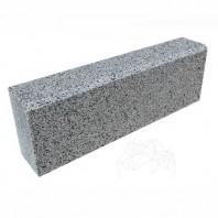 Bordura Granit Gri Sare si Piper 10 x 15 x 50cm PIATRAONLINE  PC-3262