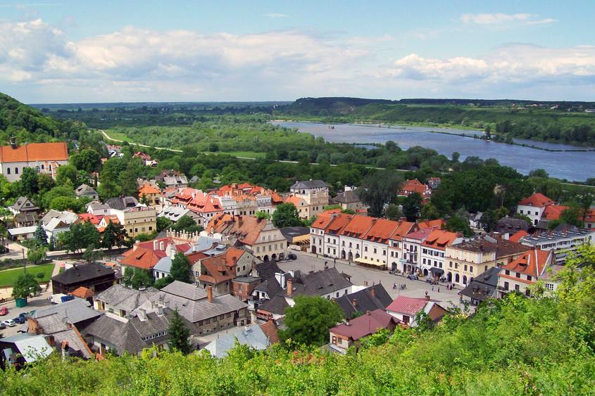 Kazimierz Dolny, Polonia