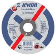 Discuri de taiere pentru otel inoxidabil 1202/2INOX