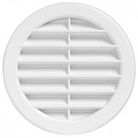Grila universala circulara, din plastic - GCPC