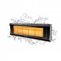 Incalzitor Veito AERO 2,5kW, fibra Carbon, Aluminiu, Weatherproof, IP44