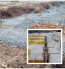 Utilizarea granulelor de sticlă celulară ca material termoizolant pentru o școală din Nemesvámos