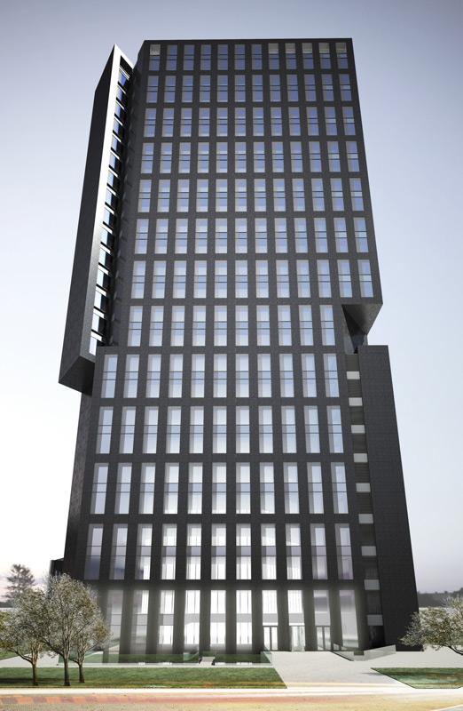 Sisteme de ventilație cu recuperare de căldură pentru clădirea de birouri Ana Tower din București
