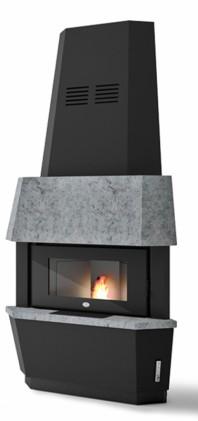 Semineu modular prefabricat - GIOTTO