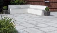 Piatra naturala pentru placari - Granit fiamat Silver Grey