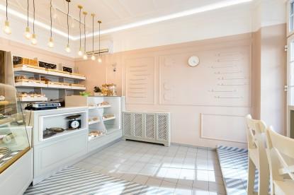 Design interior brutarie artizanala atelier, Galati  Galati Creativ Interior