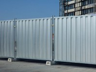 Panouri mobile M800 City Fence