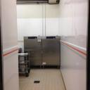 Placi antibacteriene pentru bucătărie profesională, restaurant Bianco - Paris, Franța