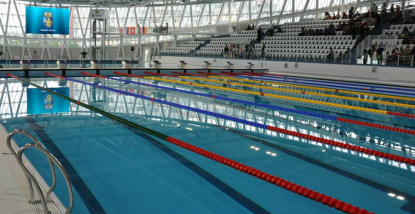 Bazin Park Arena OZK  Bulgaria SPORT PLAY SYSTEMS