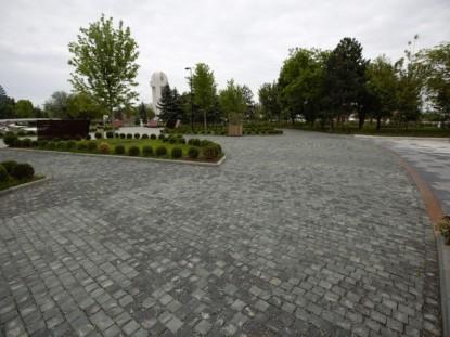 Parcul Unirii, Alba Iulia, dupa amenajre  Alba Iulia ELIS PAVAJE