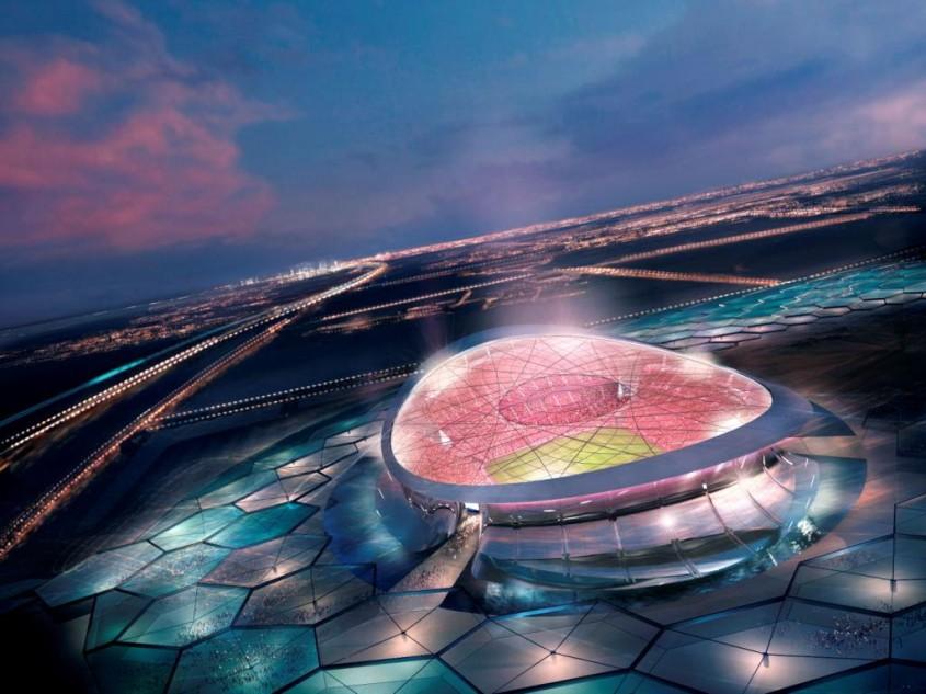 <b>Stadionul Lusail Iconic, Qatar</b>
