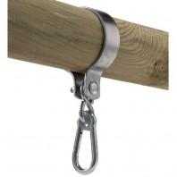 Inel de prindere pentru leagane cu grinda rotunda